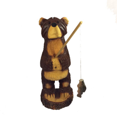 Popular Breck Bears: Chainsaw Carvings, Custom Furniture, and More! DG12